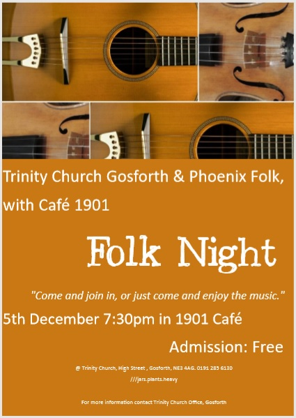 Dec2019 folk night